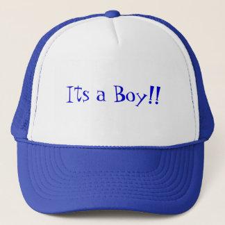 Its a Boy!! Trucker Hat
