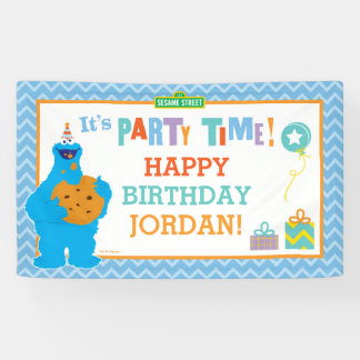 It's a Cookie Party Banner