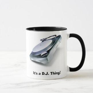 It's a D.J. Thing! Mug