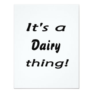 It's a dairy thing! card