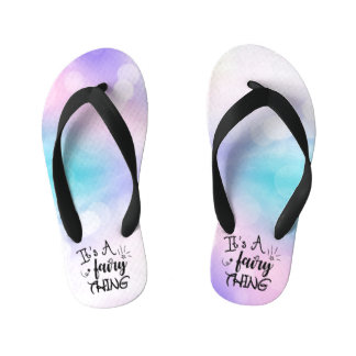 It's A Fairy Thing 2 Flip Flops