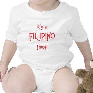 It's a Filipino Thing! T Shirt
