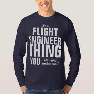 It's a Flight Engineer thing T-Shirt