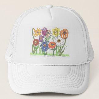 It's a Garden Party Trucker Hat