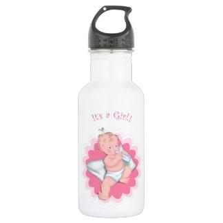 It's A Girl! 532 Ml Water Bottle