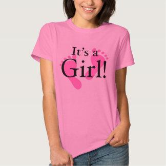 Its a Girl - Baby, Newborn, Baby Shower T-shirts