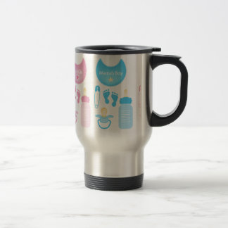 its a girl boy travel mug