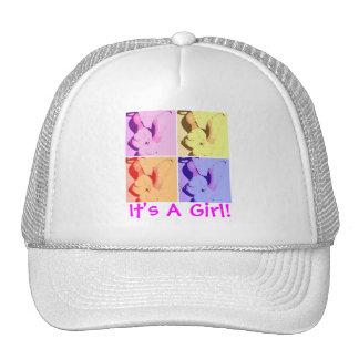 It's A Girl Trucker Hat