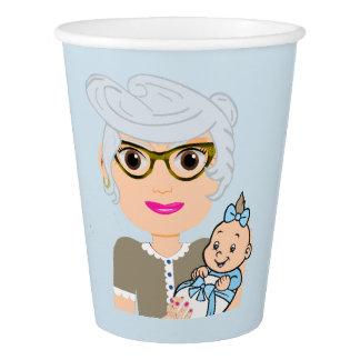 It's a Grandboy Paper Cup