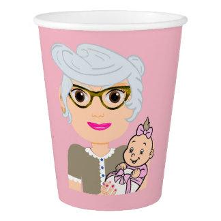 It's a Grandgirl Paper Cup