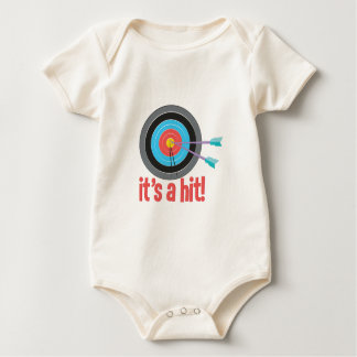 Its A Hit Baby Bodysuit