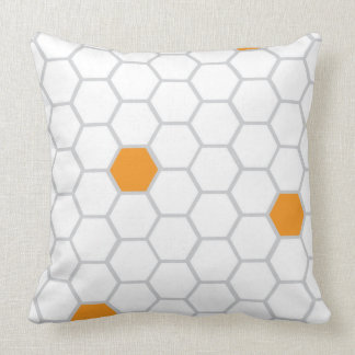 It's a Hive Throw Pillow
