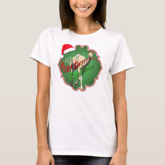 It's a Hump Day Christmas T-Shirt