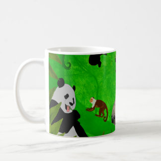 It's a Jungle Coffee Mug