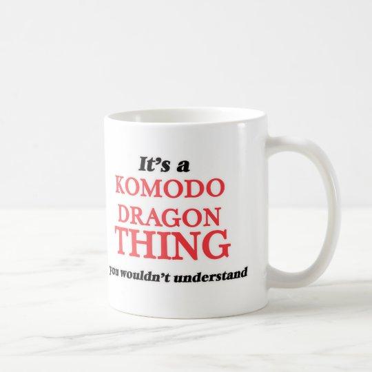 It's a Komodo Dragon thing, you wouldn't understan Coffee Mug