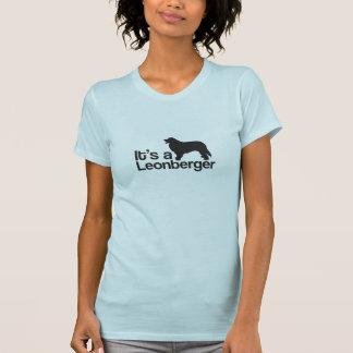 It's a Leongerger T-Shirt