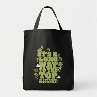 It's A Long Way To The Top (If You Want To Rock An Tote Bag