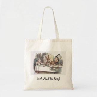 Its A Mad Tea Party! Tote Bag