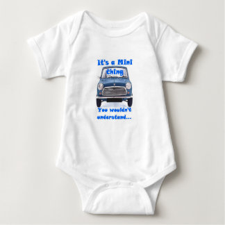 Its a Mini Thing....Baby Bodysuit
