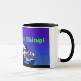 It's a Mini thing.... Cup