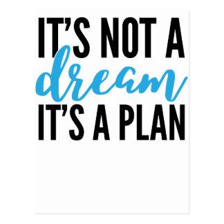 its+a+plan (1) postcard