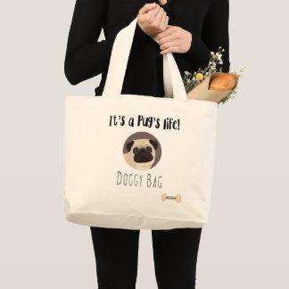 Its a Pug's Life, doggy bag