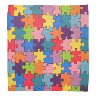 It's a Puzzle Bandana