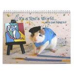 It's a Rat World Calendar