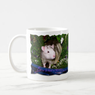 It's A Rat's World spring mug