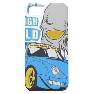 It's a rough world iPhone 5 cover