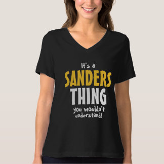 It's a Sanders thing you wouldn't understand T-Shirt
