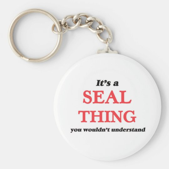 It's a Seal thing, you wouldn't understand Keychain