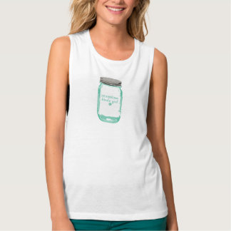 It's a small town girl kinda thing tank top