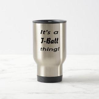 It's a t-ball thing! coffee mugs