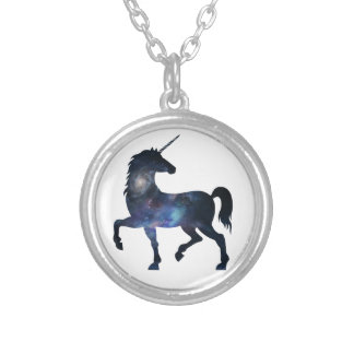 It's A Unicorn Universe Silver Plated Necklace