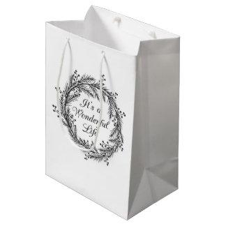 It's a Wonderful Life - Christmas Gift Bag