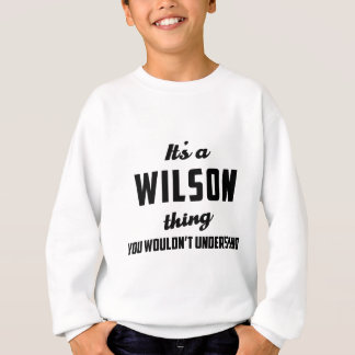 It's a WrightThing You wouldn't understand Sweatshirt