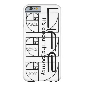 It's about the Journey -iphone case