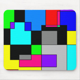 It's Abstract Mouse Pad