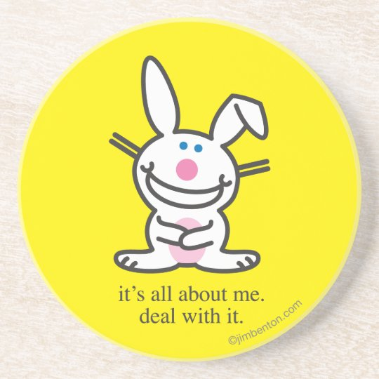 It's All About Me Coaster