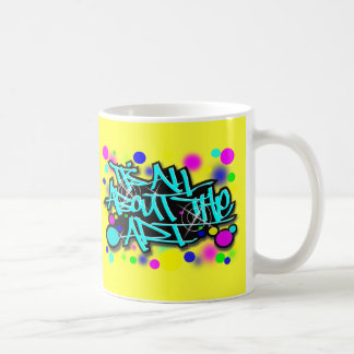 ITS ALL ABOUT THE ART3 babyblue.svg Coffee Mug