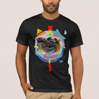 It's All Dark 2 - Black T T-Shirt