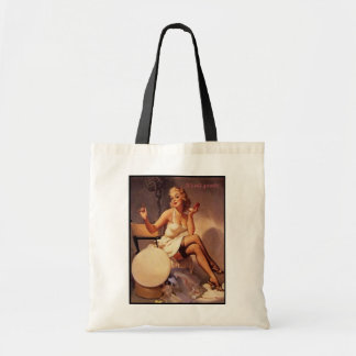 It's All good Pin-up Tote Bag