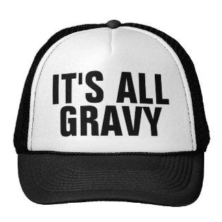 It's All Gravy Trucker Hat