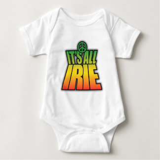It's All Irie Baby Bodysuit