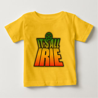 It's All Irie Baby T-Shirt