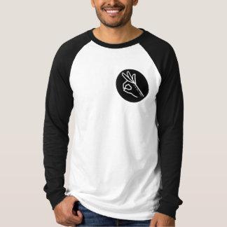 It's All Okay Men's Crew Baseball Shirt