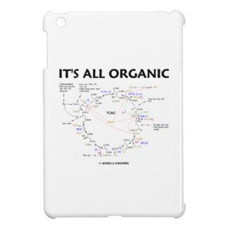 It's All Organic (Krebs Cycle Humor) iPad Mini Case