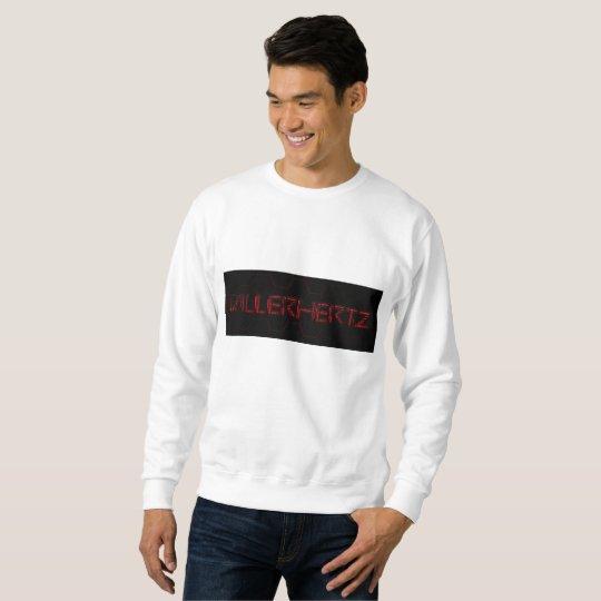 Its all white sweatshirt