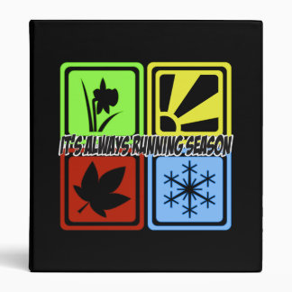 It's Always Running Season 3 Ring Binder